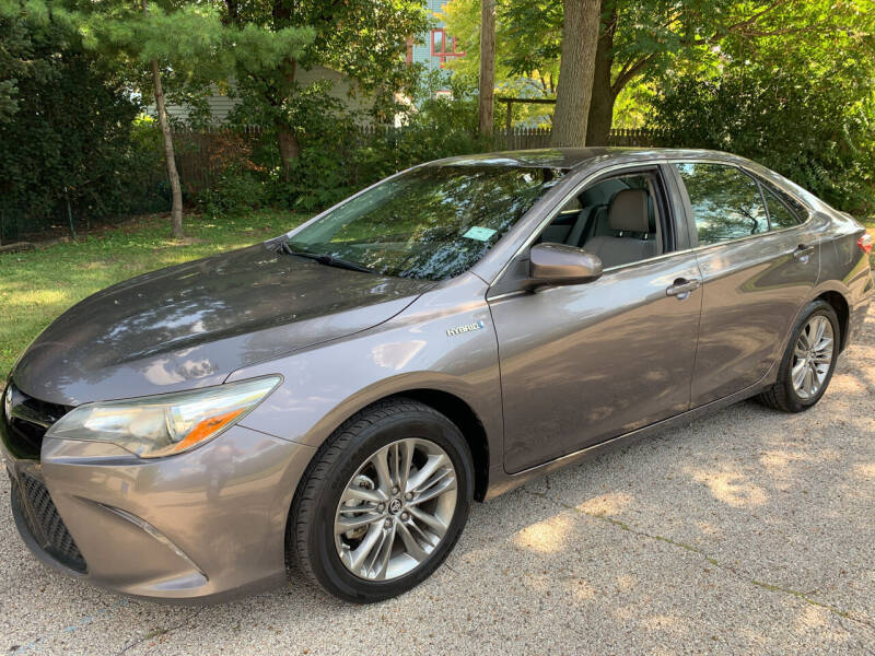 2015 Toyota Camry Hybrid for sale at Buy A Car in Chicago IL