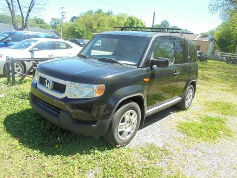 2009 Honda Element for sale at Curtis Lewis Motor Co in Rockmart GA