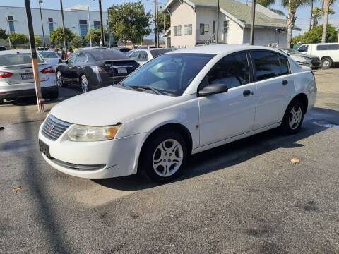 2005 Saturn Ion for sale at RN AUTO GROUP in San Bernardino CA
