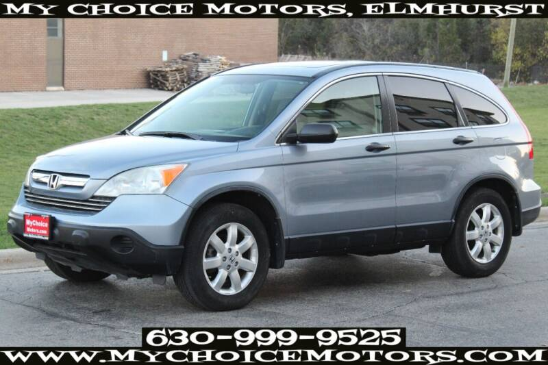2008 Honda CR-V for sale at Your Choice Autos - My Choice Motors in Elmhurst IL