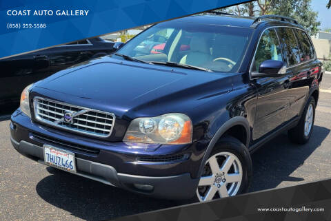 2007 Volvo XC90 for sale at COAST AUTO GALLERY in San Diego CA