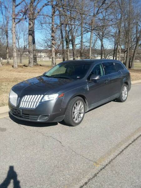2010 Lincoln MKT for sale at DALE GREEN MOTORS in Mountain Home AR