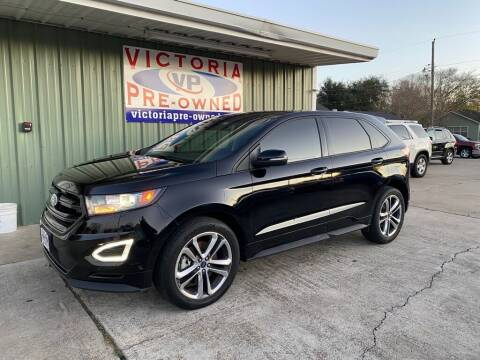 2018 Ford Edge for sale at Victoria Pre-Owned in Victoria TX
