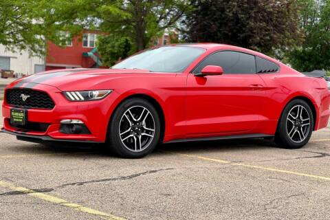 2015 Ford Mustang for sale at Island Auto Off-Road & Sport in Grand Island NE