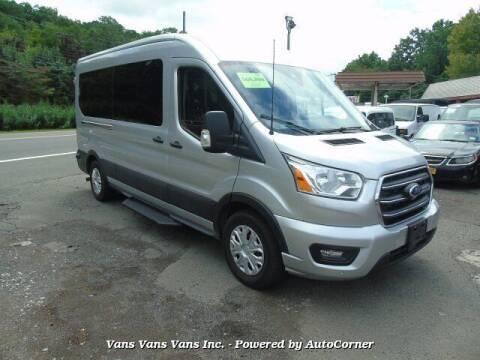 2020 Ford Transit Passenger for sale at Vans Vans Vans INC in Blauvelt NY