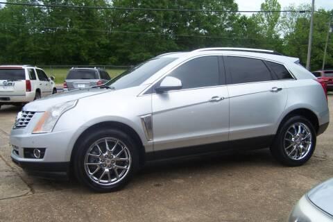 2014 Cadillac SRX for sale at HILLCREST MOTORS LLC in Byram MS