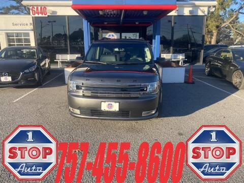 2016 Ford Flex for sale at 1 Stop Auto in Norfolk VA