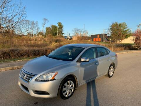 2014 Nissan Sentra for sale at Abe's Auto LLC in Lexington KY