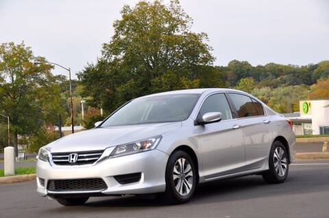 2015 Honda Accord for sale at T CAR CARE INC in Philadelphia PA