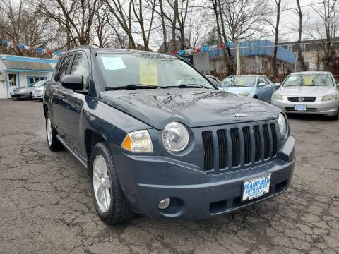 2007 Jeep Compass for sale at New Plainfield Auto Sales in Plainfield NJ