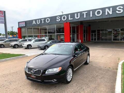2012 Volvo S80 for sale at Auto Solutions in Warr Acres OK