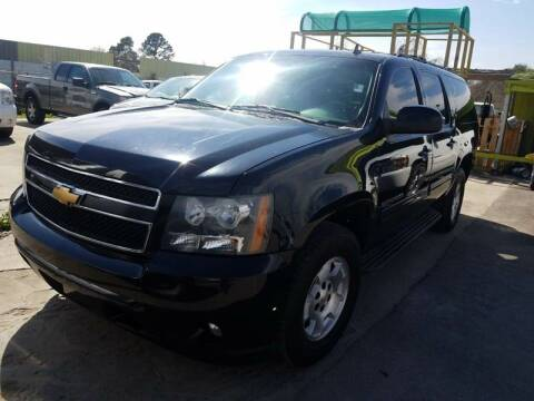 2011 Chevrolet Suburban for sale at RODRIGUEZ MOTORS CO. in Houston TX