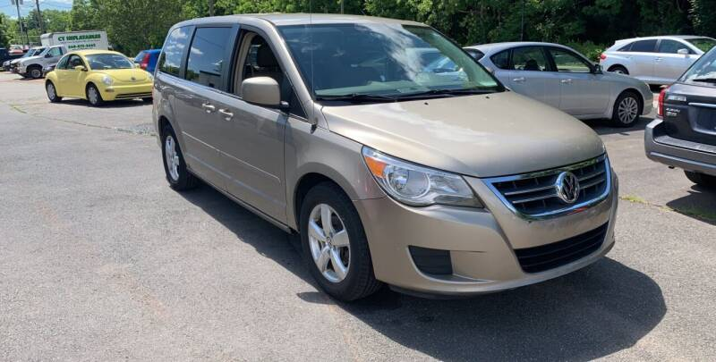 2009 Volkswagen Routan for sale at Manchester Auto Sales in Manchester CT