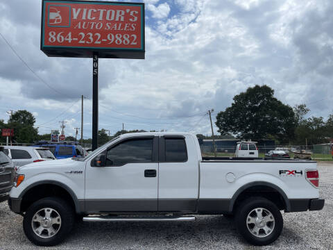 2009 Ford F-150 for sale at Victor's Auto Sales in Greenville SC