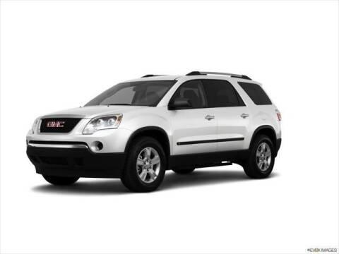 2010 GMC Acadia for sale at Schulte Subaru in Sioux Falls SD