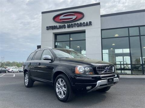 2013 Volvo XC90 for sale at Sterling Motorcar in Ephrata PA