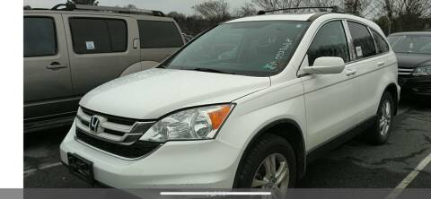 2011 Honda CR-V for sale at NUMBER 1 CAR COMPANY in Detroit MI