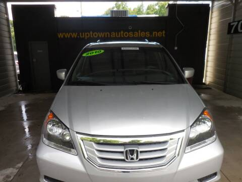 2010 Honda Odyssey for sale at Uptown Auto Sales in Charlotte NC