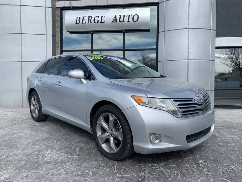 2009 Toyota Venza for sale at Berge Auto in Orem UT
