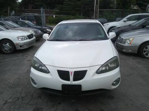 2006 Pontiac Grand Prix for sale at Six Brothers Auto Sales in Youngstown OH