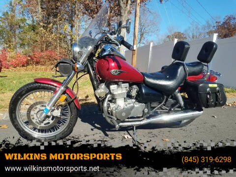 2009 Kawasaki Vulcan for sale at WILKINS MOTORSPORTS in Brewster NY