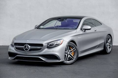 2017 Mercedes-Benz S-Class for sale at Nuvo Trade in Newport Beach CA