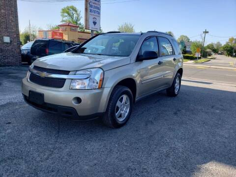 2008 Chevrolet Equinox for sale at Innovative Auto Group in Hasbrouck Heights NJ