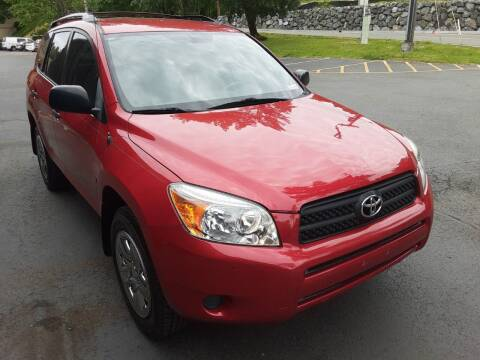 2007 Toyota RAV4 for sale at METROPOLITAN MOTORS in Kirkland WA