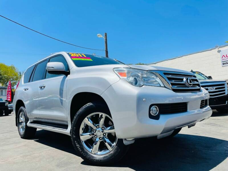 2011 Lexus GX 460 for sale at Alpha AutoSports in Roseville CA