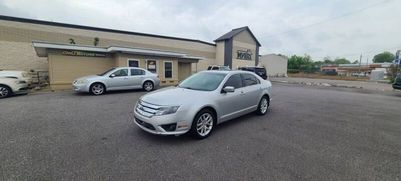 2010 Ford Fusion for sale at CHILI MOTORS in Mayfield KY