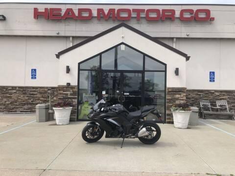 2019 Kawasaki Ninja 1000 ABS for sale at Head Motor Company - Head Indian Motorcycle in Columbia MO