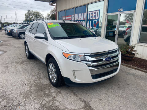 2014 Ford Edge for sale at Lee Auto Group Tampa in Tampa FL