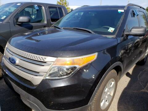 2013 Ford Explorer for sale at CHEAPIE AUTO SALES INC in Metairie LA