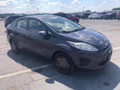 2012 Ford Fiesta for sale at Bad Credit Call Fadi in Dallas TX