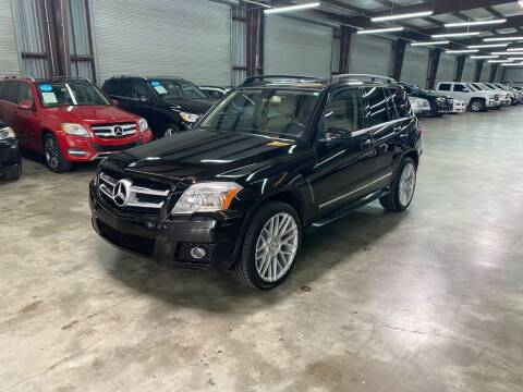 2010 Mercedes-Benz GLK for sale at America's Auto Financial in Houston TX