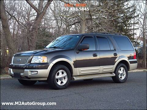 2006 Ford Expedition for sale at M2 Auto Group Llc. EAST BRUNSWICK in East Brunswick NJ