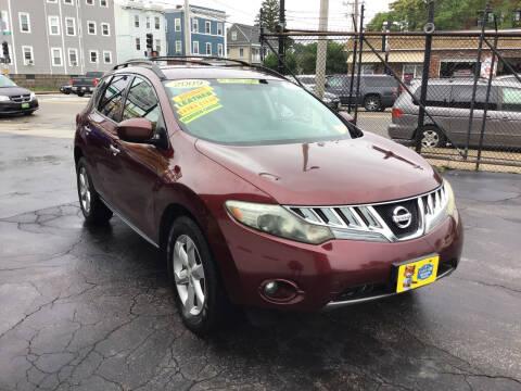 2009 Nissan Murano for sale at Adams Street Motor Company LLC in Boston MA
