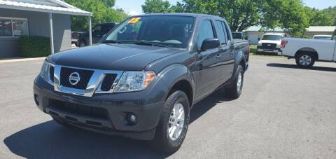 2015 Nissan Frontier for sale at Jacks Auto Sales in Mountain Home AR