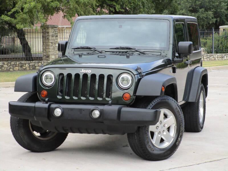 2011 Jeep Wrangler for sale at Ritz Auto Group in Dallas TX