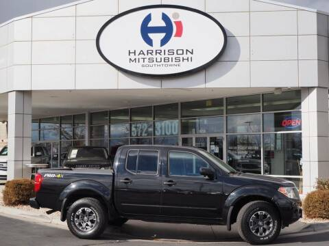 2018 Nissan Frontier for sale at Harrison Imports in Sandy UT