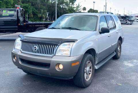 2003 Mercury Mountaineer for sale at Cobalt Cars in Atlanta GA