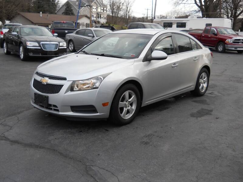 2011 Chevrolet Cruze for sale at Petillo Motors in Old Forge PA