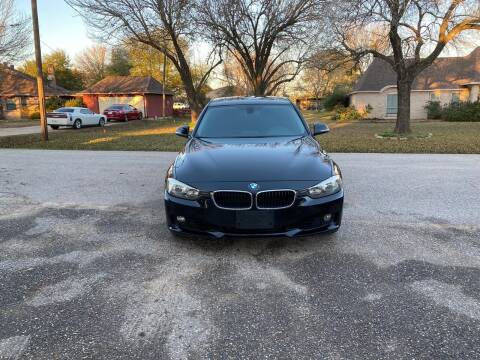 2012 BMW 3 Series for sale at CARWIN MOTORS in Katy TX