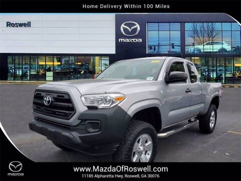 2016 Toyota Tacoma for sale at Mazda Of Roswell in Roswell GA