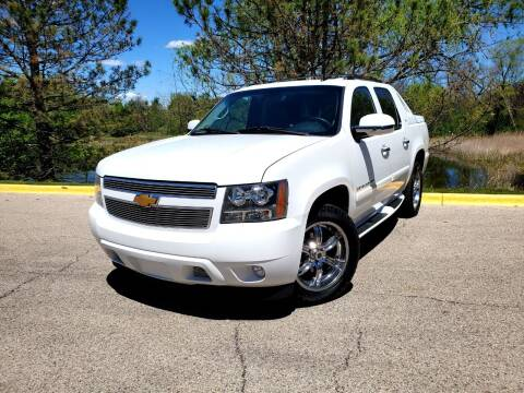 2008 Chevrolet Avalanche for sale at Excalibur Auto Sales in Palatine IL