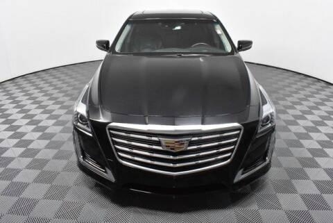 2017 Cadillac CTS for sale at Southern Auto Solutions-Jim Ellis Hyundai in Marietta GA