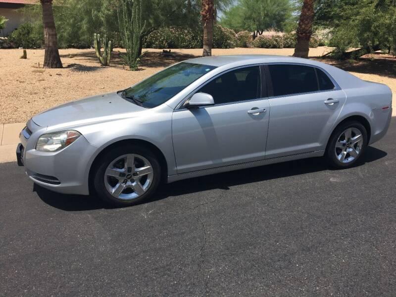 2011 Chevrolet Malibu for sale at FAMILY AUTO SALES in Sun City AZ