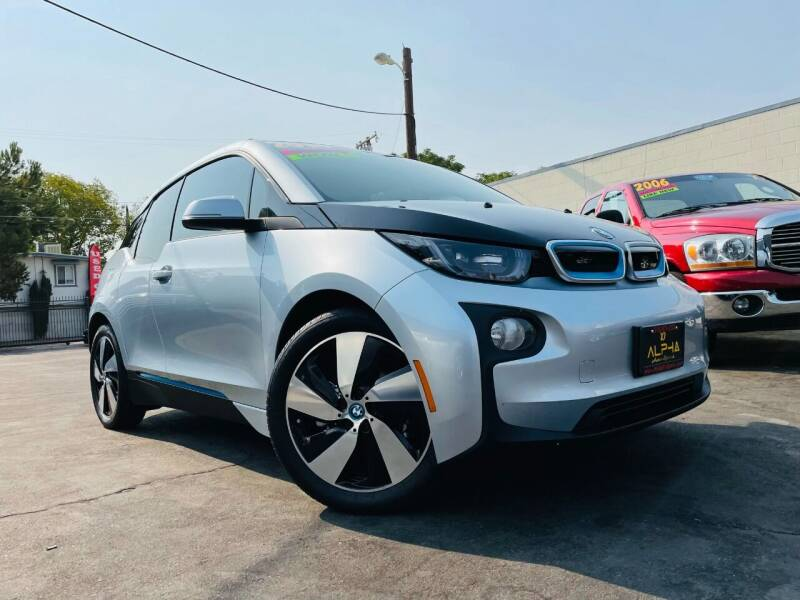2014 BMW i3 for sale at Alpha AutoSports in Roseville CA