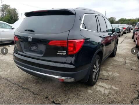 2016 Honda Pilot for sale at 355 North Auto in Lombard IL