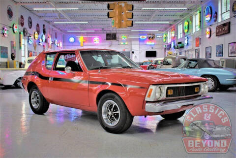 1973 AMC Gremlin for sale at Classics and Beyond Auto Gallery in Wayne MI